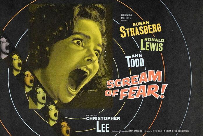 scream of fear 1961