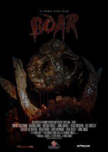 boar poster