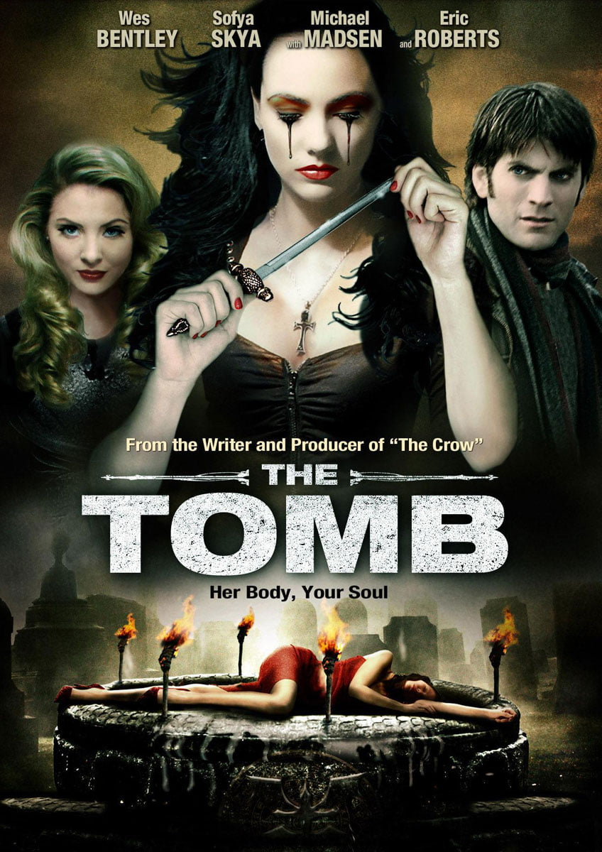 the tomb 2009 poster