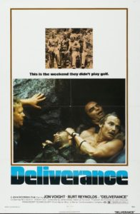 deliverance american poster