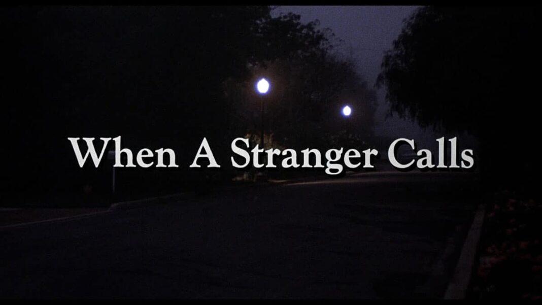 when stranger calls