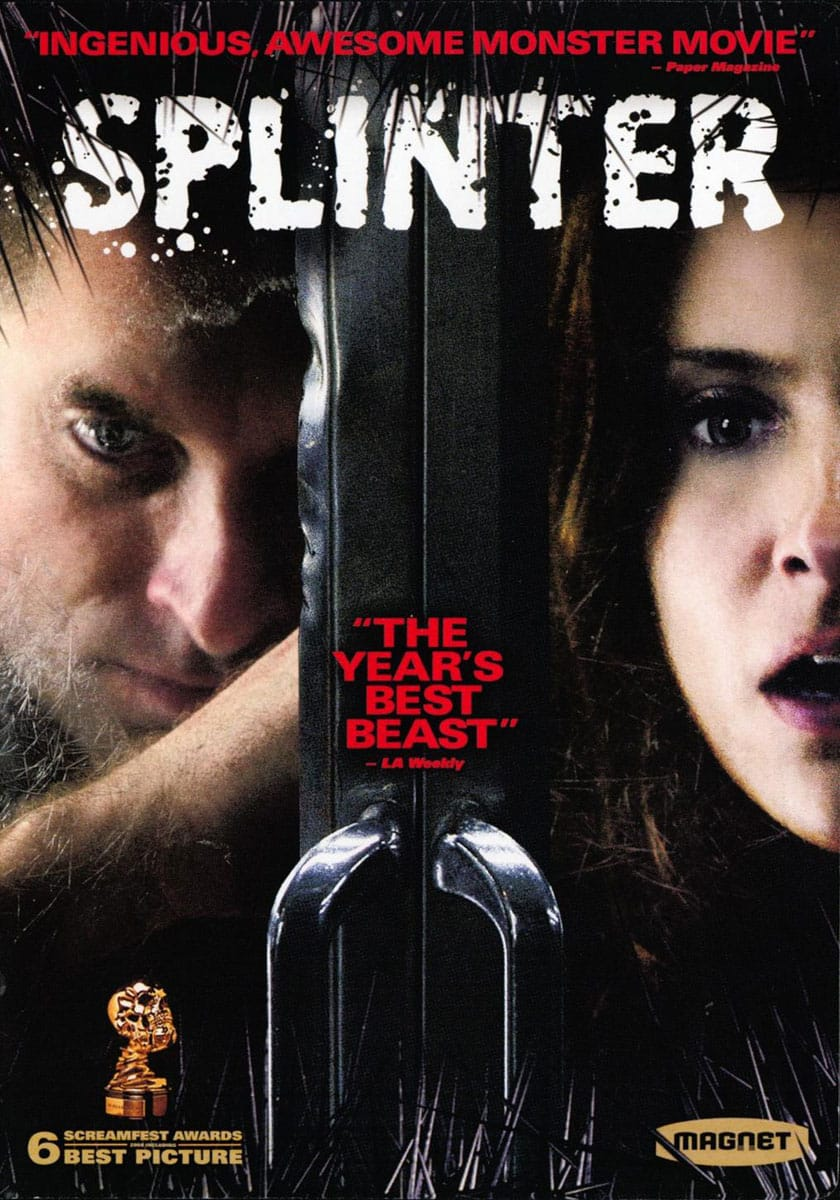 splinter dvd