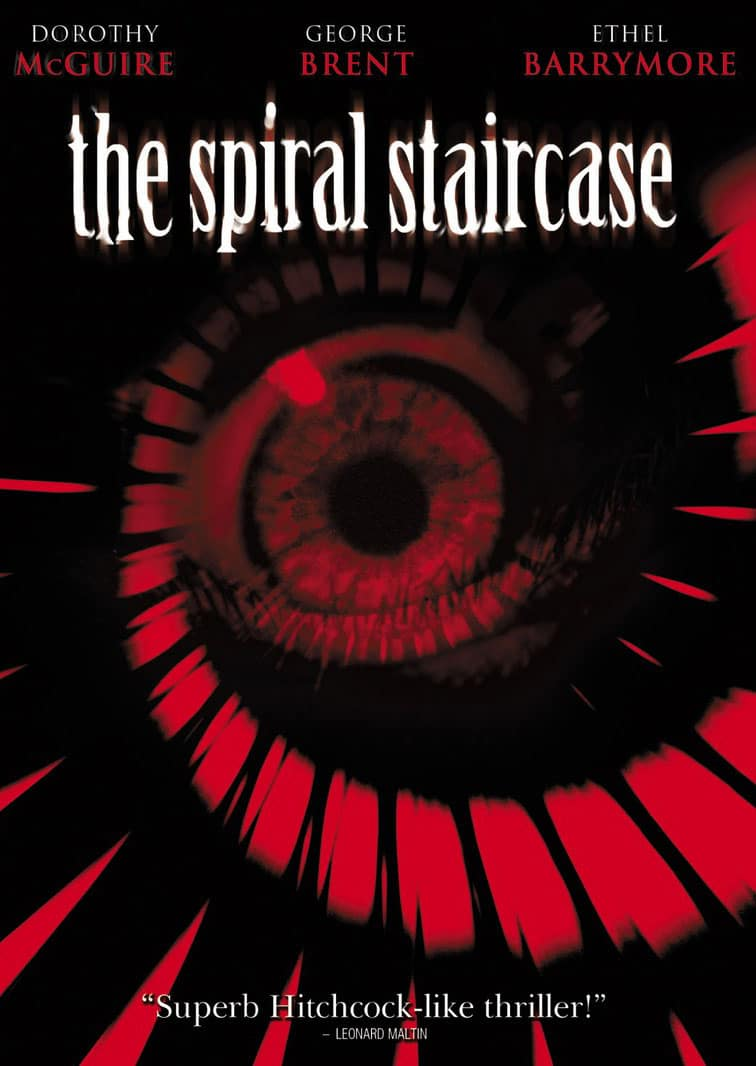 the spiral staircase dvd