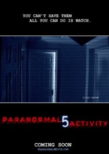 paranormal activity ghost