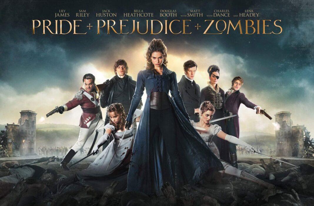 pride prejudice zombies horror