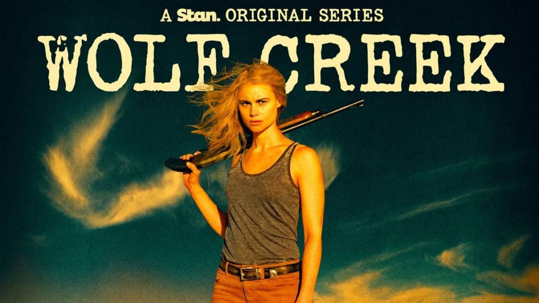 wolf creek official poster