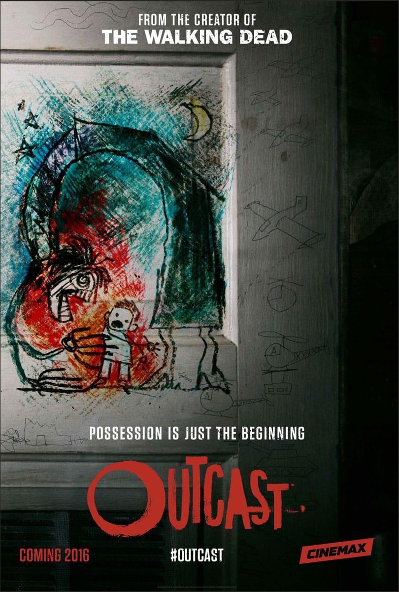 outcast series