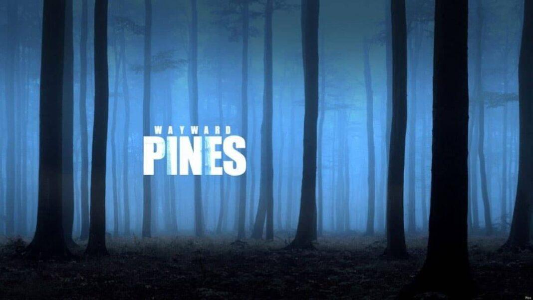 wayward pines poster