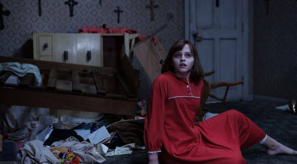 the conjuring still girl
