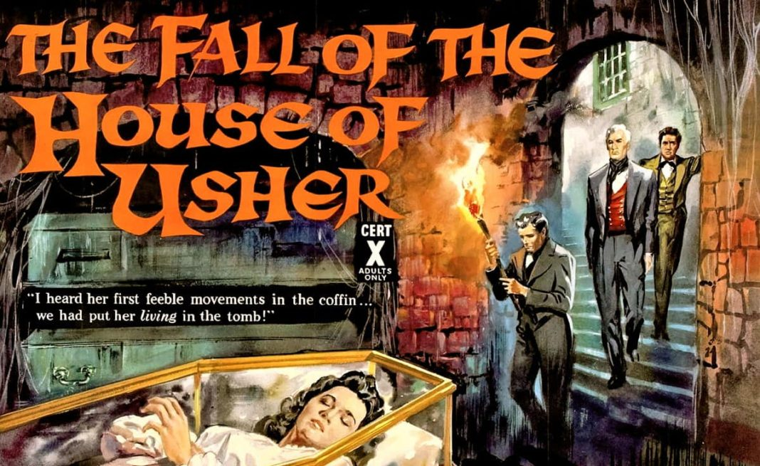 fall house of usher