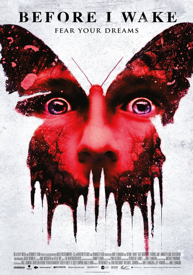 before i wake dvd