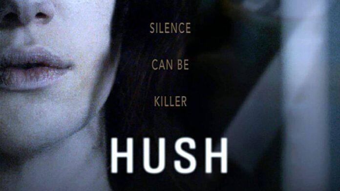 hush 2016 poster
