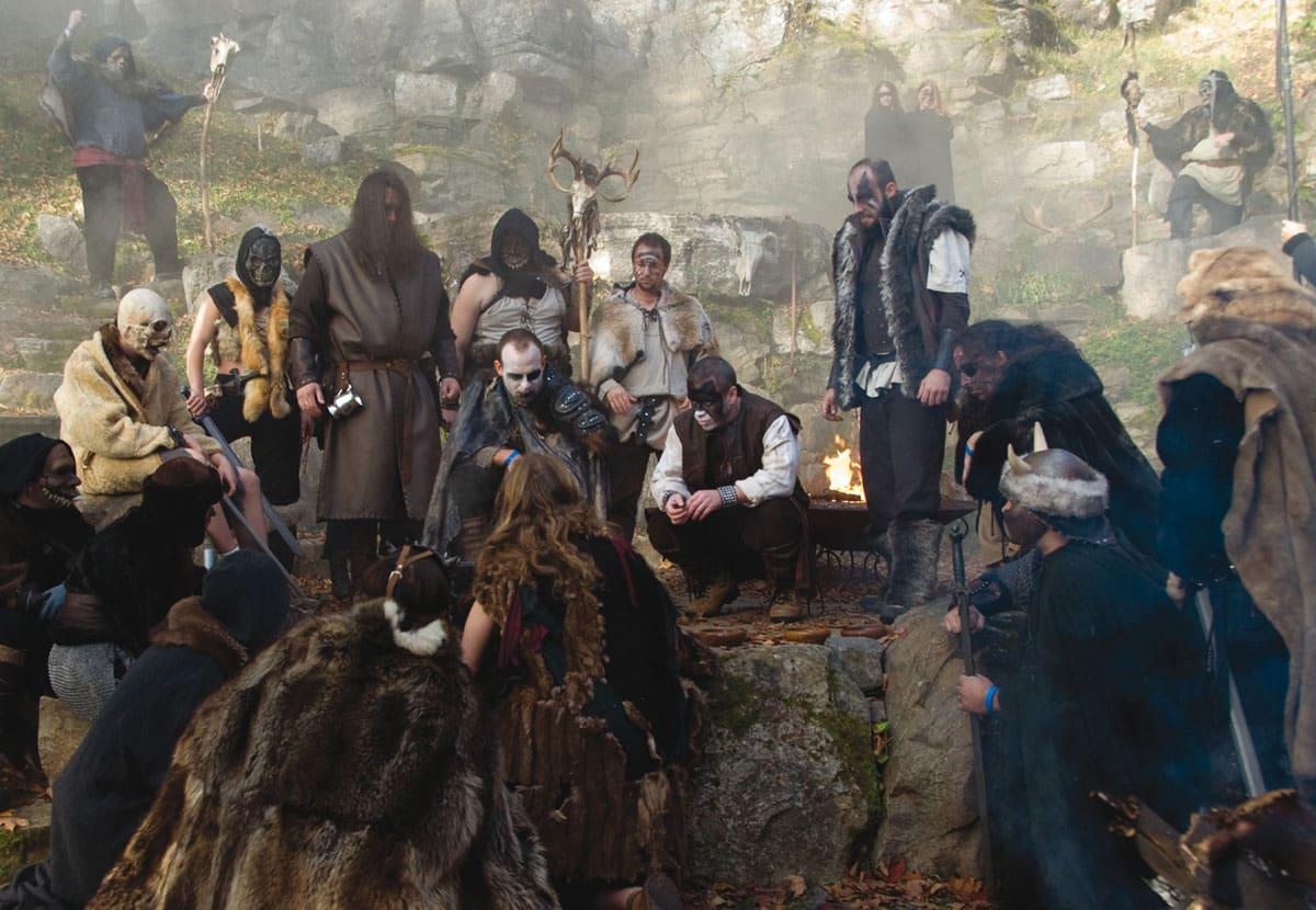 wild hunt 2009 film