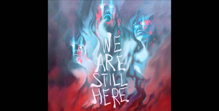 we still here poster