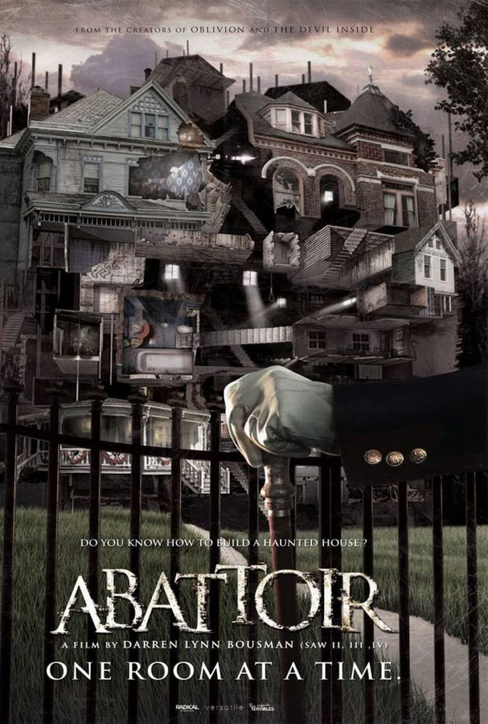 abattoir dvd