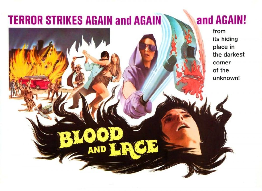 blood and black lace 1964