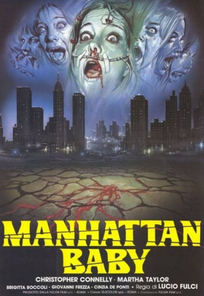 manhattan evil eyes