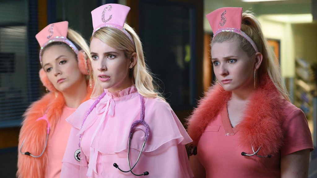 scream queens hospital