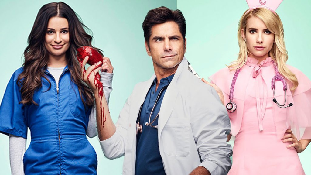 scream queens stamos
