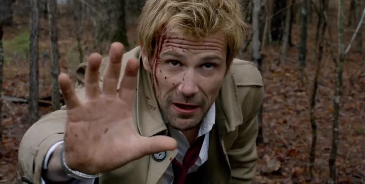 constantine review