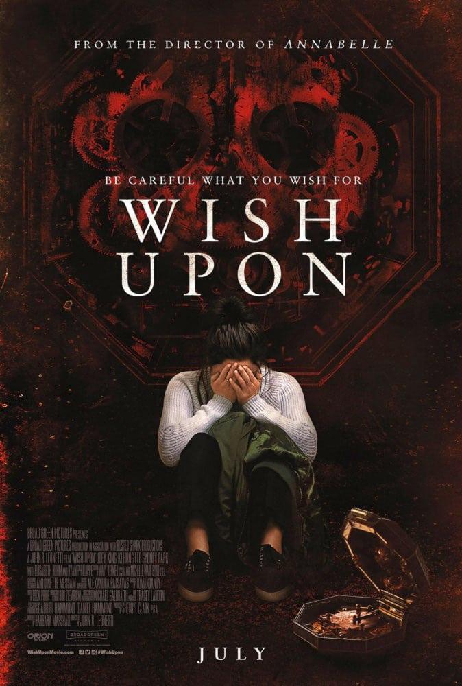 wish upon 2017