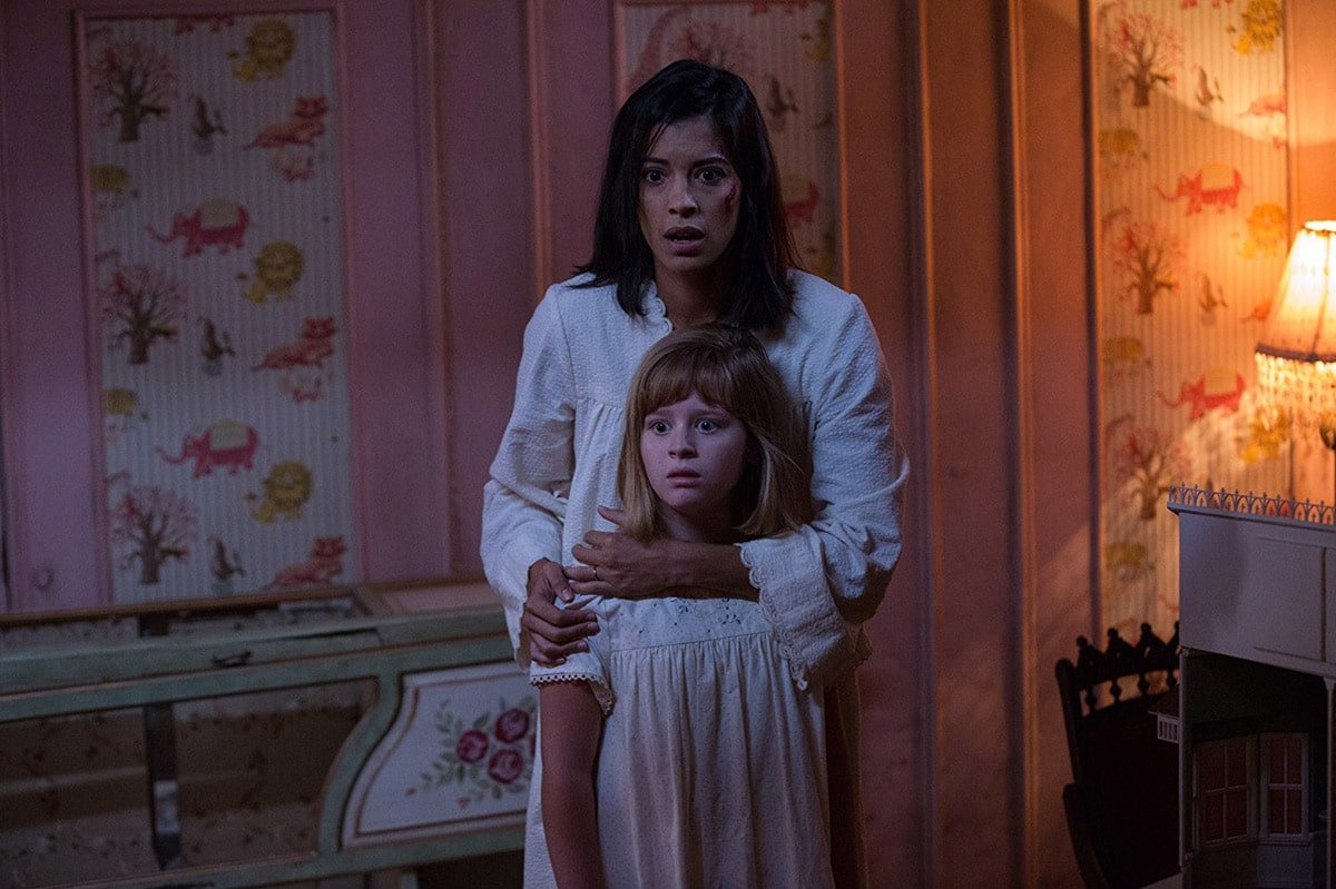 annabelle creation girl