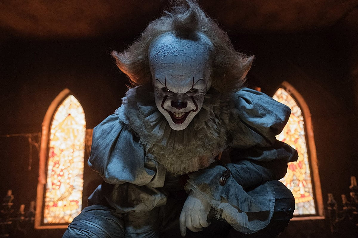 2017 pennywise