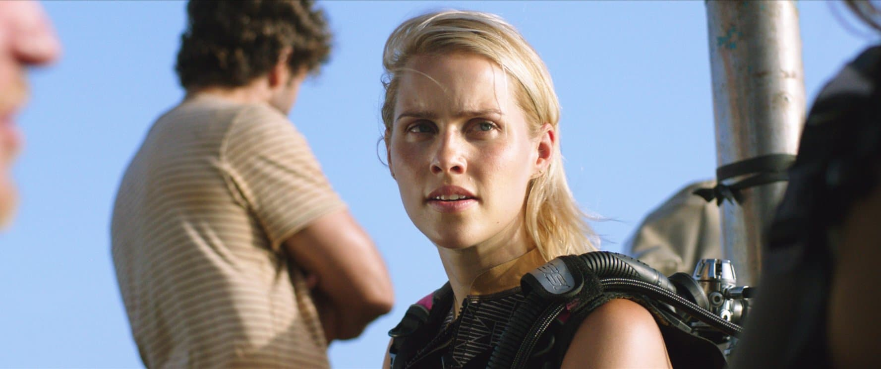 claire holt sharks