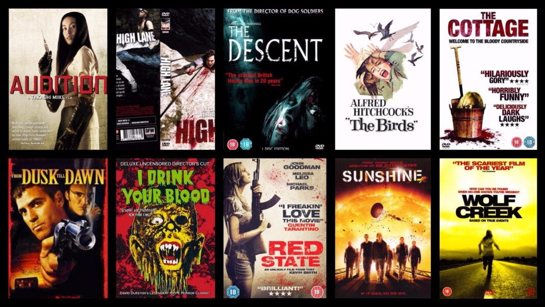 10 Ταινίες Τρόμου που αλλάζουν κινηματογραφικό είδος στα μισά