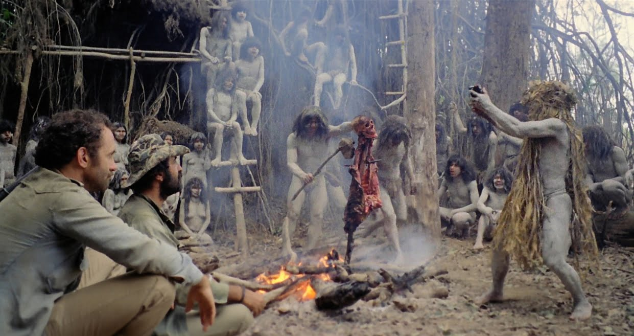 cannibal holocaust video nasty