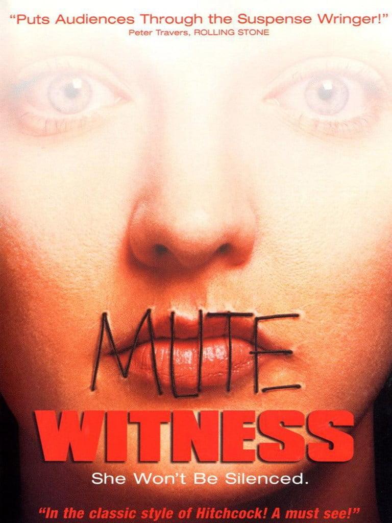 mute witness snuff