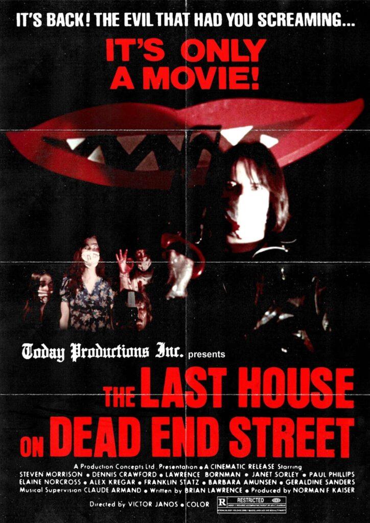 the last house on dead end street snuff