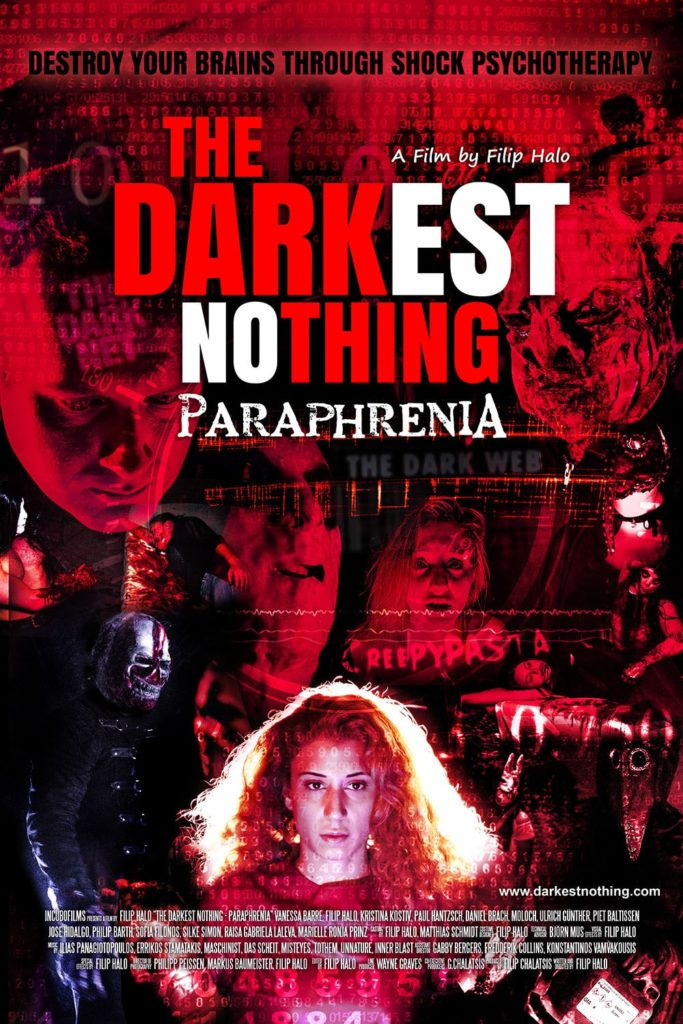 The Darkest Nothing - Paraphrenia Poster 03