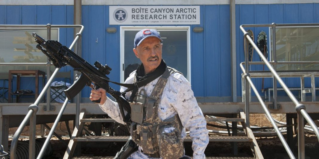 tremors first look