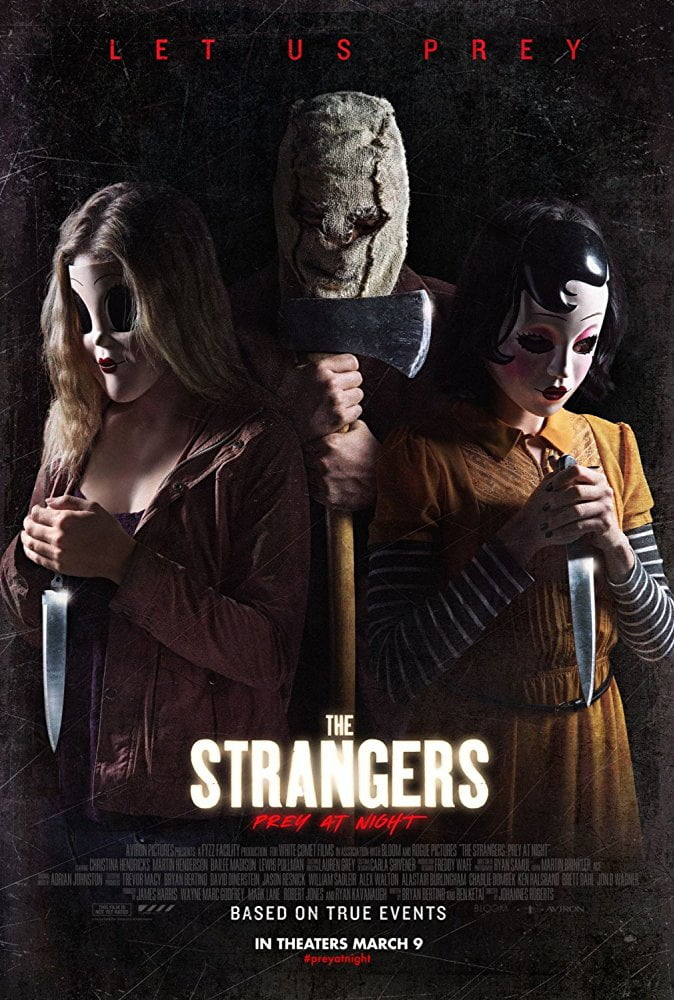 the strangers prey at night 2018