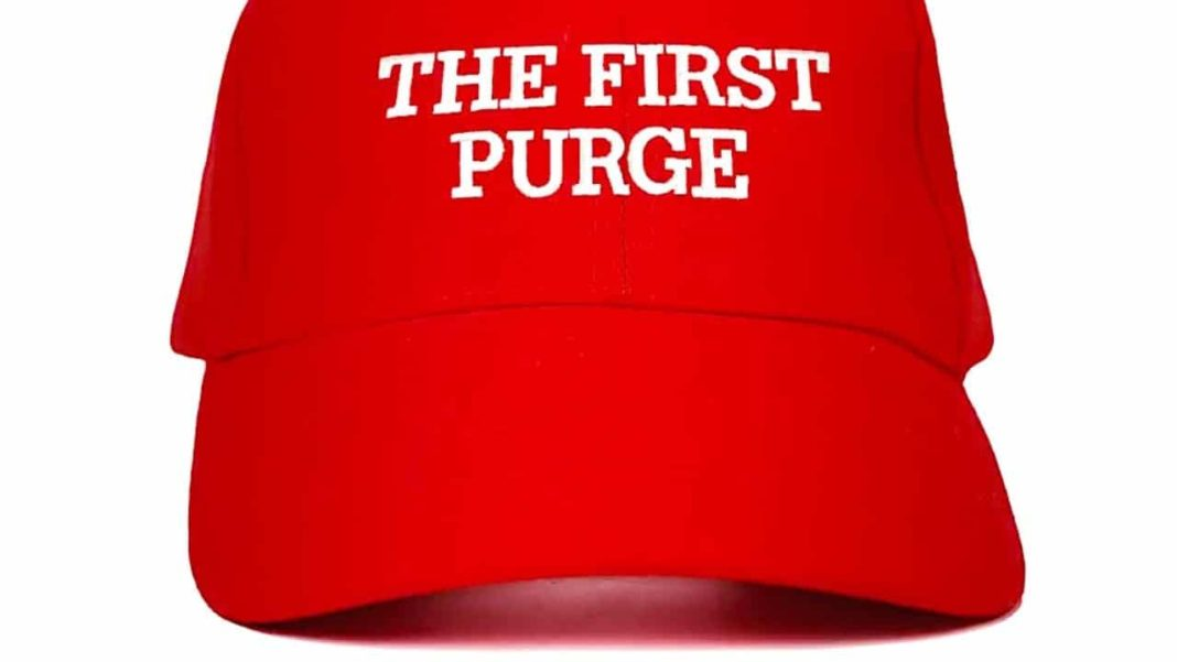 first purge trailer
