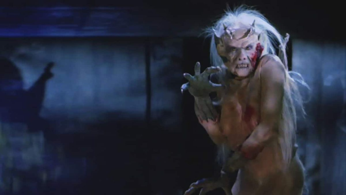 the unnamable 1988