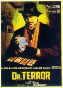dr-terror's house of horrors poster