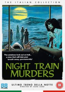 night train murders poster