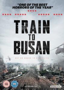 train 2 busan poster