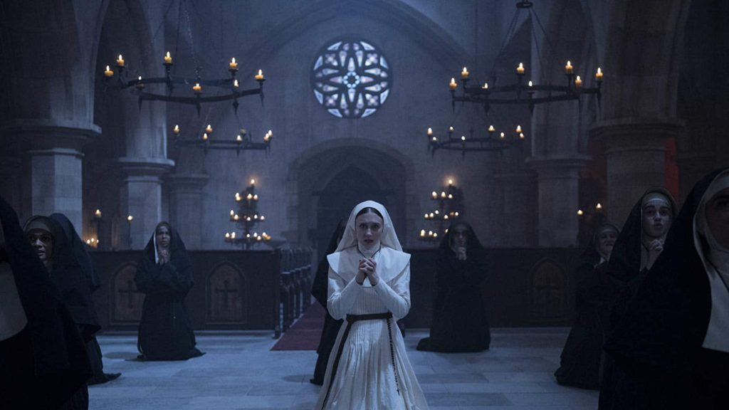 the nun farmiga