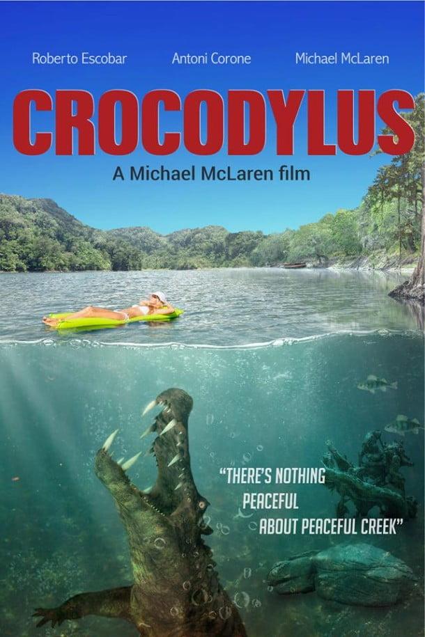 crocodylus poster
