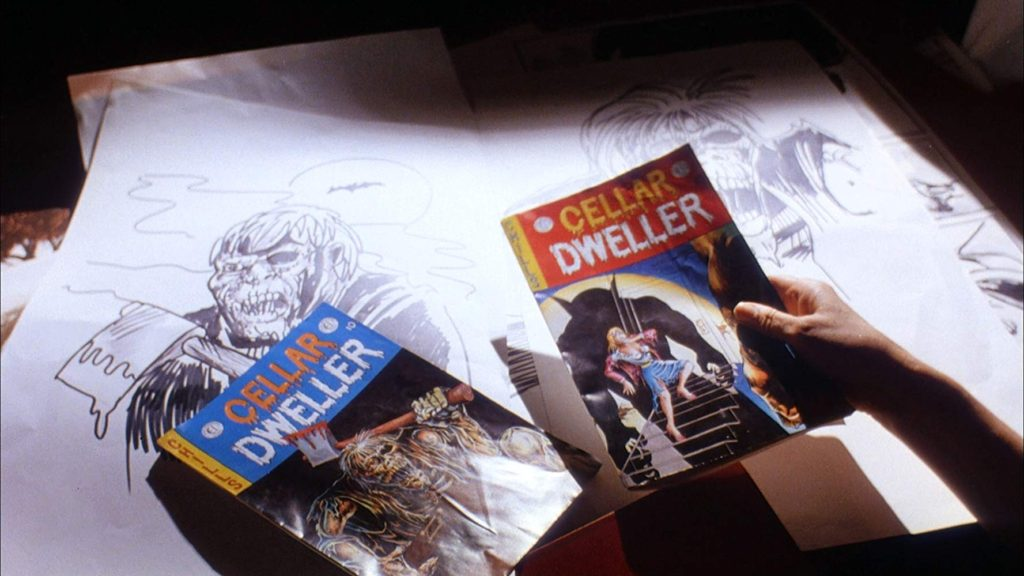cellar dweller comics