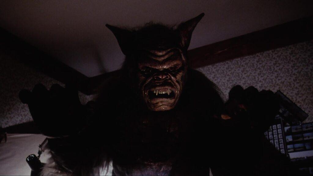 cellar dweller monster