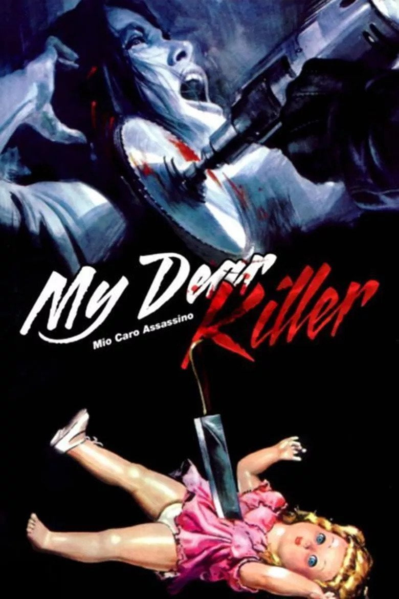 my dear killer poster
