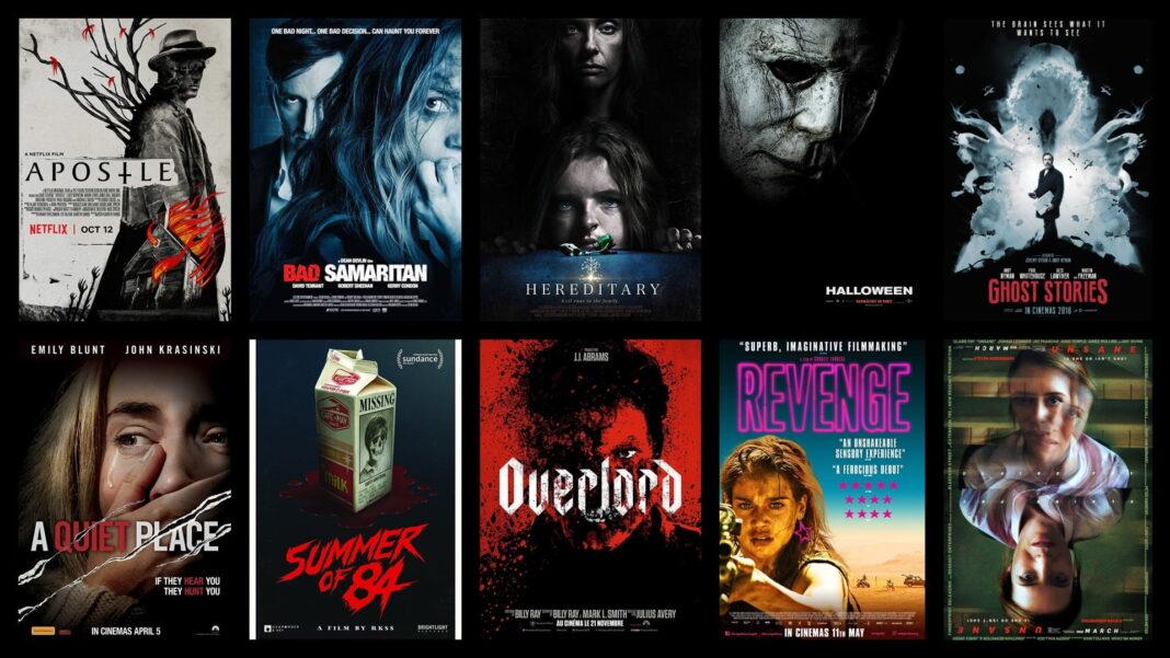καλύτερες ταινίες τρόμου του 2018