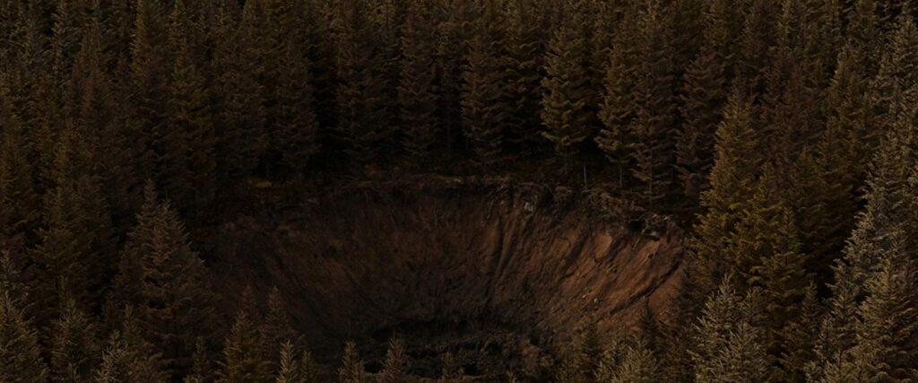 η τρύπα