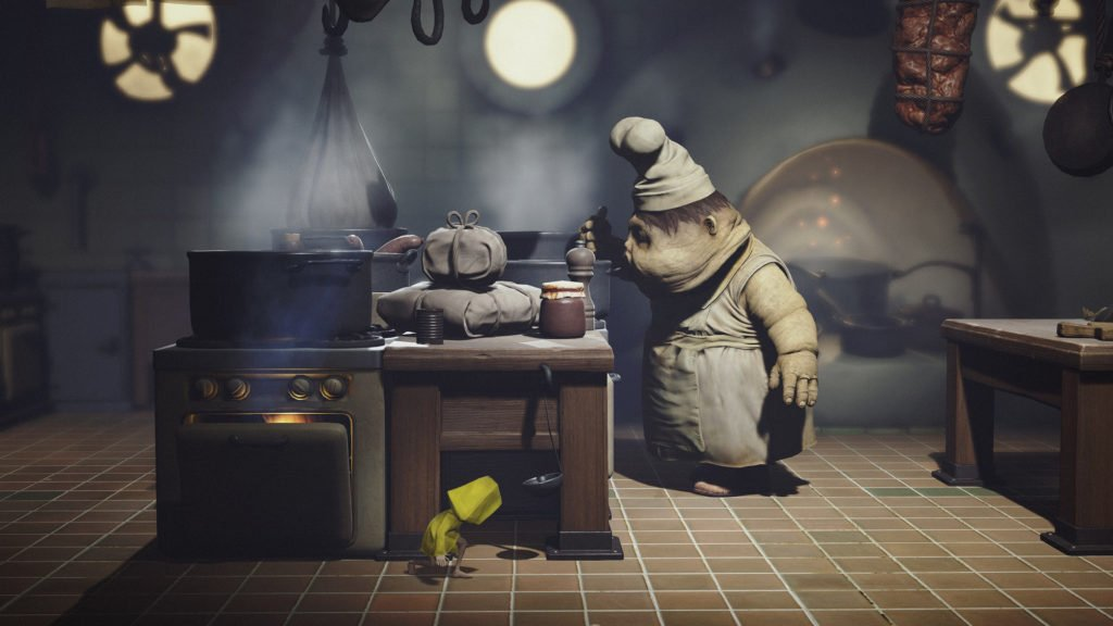 little nightmares horror game