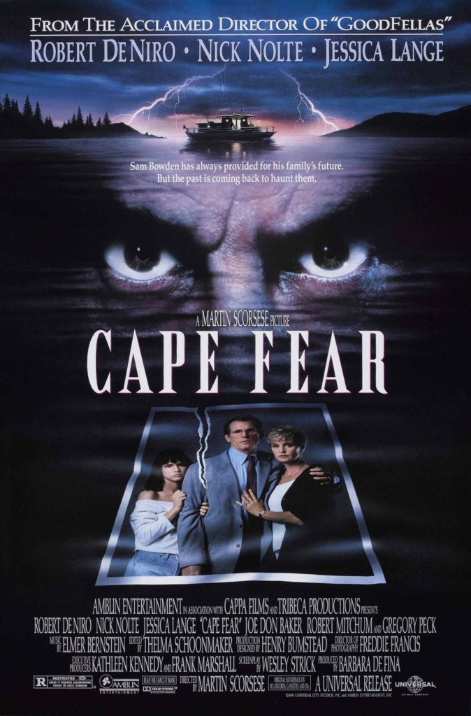 psychological thriller cape of fear