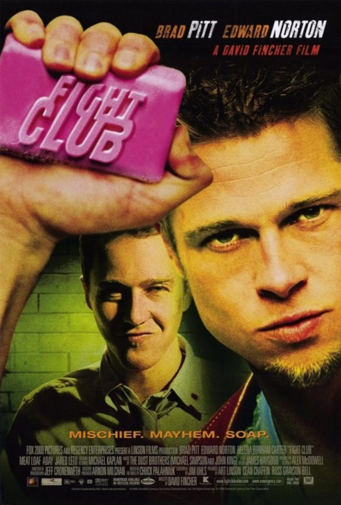 psychological thriller fight club